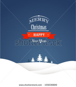 stock-vector-christmas-retro-greeting-card-and-background-155638889